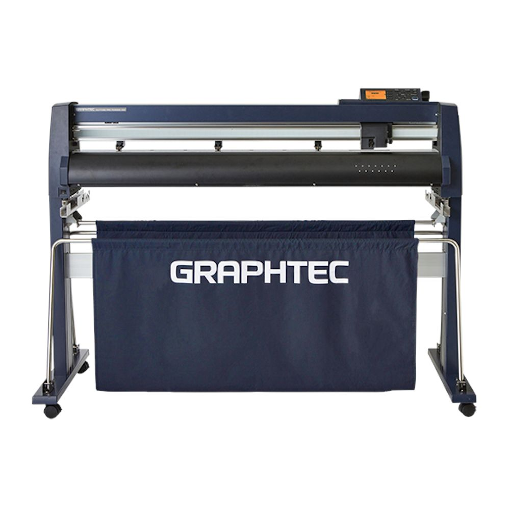 FC9000-100 Cutting Plotter with Stand and Basket