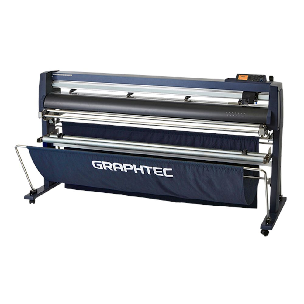 FC9000-160 Cutting Plotter with Stand and Basket