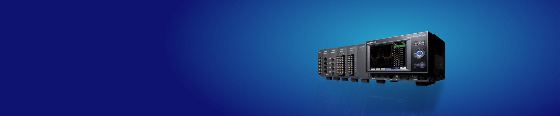 Graphtec Instruments GL7000 Data Platform